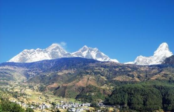 Jiri Valley